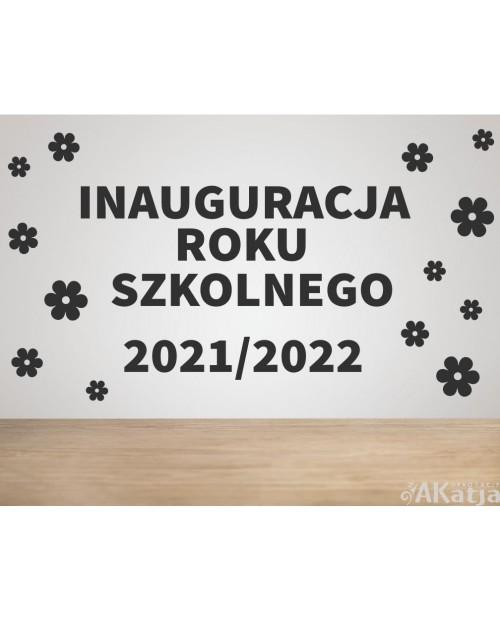 Naklejka: Inauguracja Roku Szkolnego