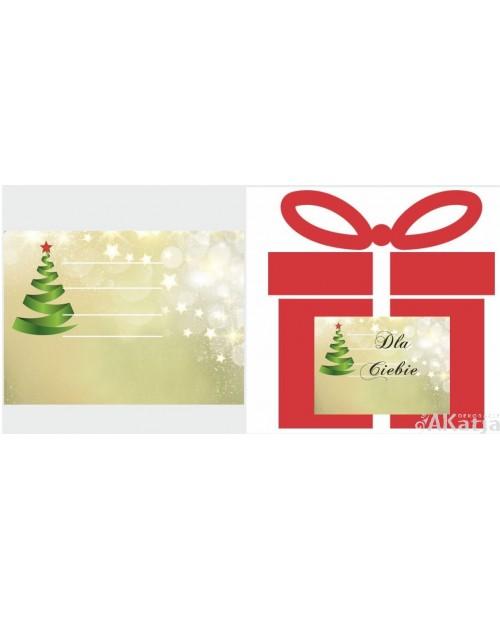 Etykiety na prezenty
