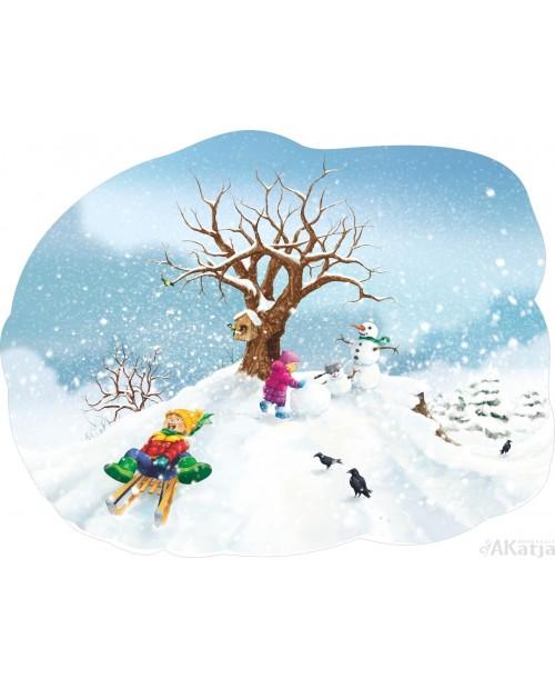 Zima - 4 pory roku