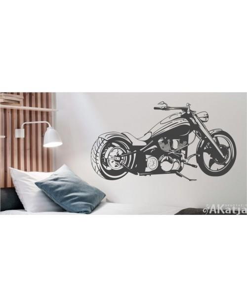 Naklejka Pojazdy Moto