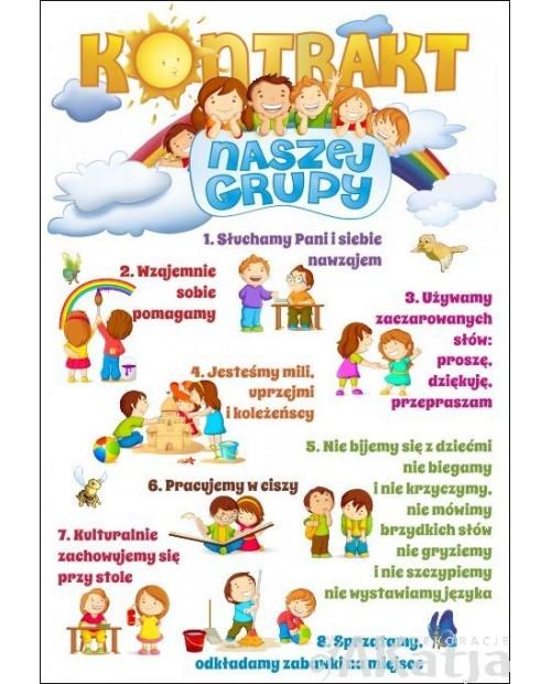Kontrakt grupy