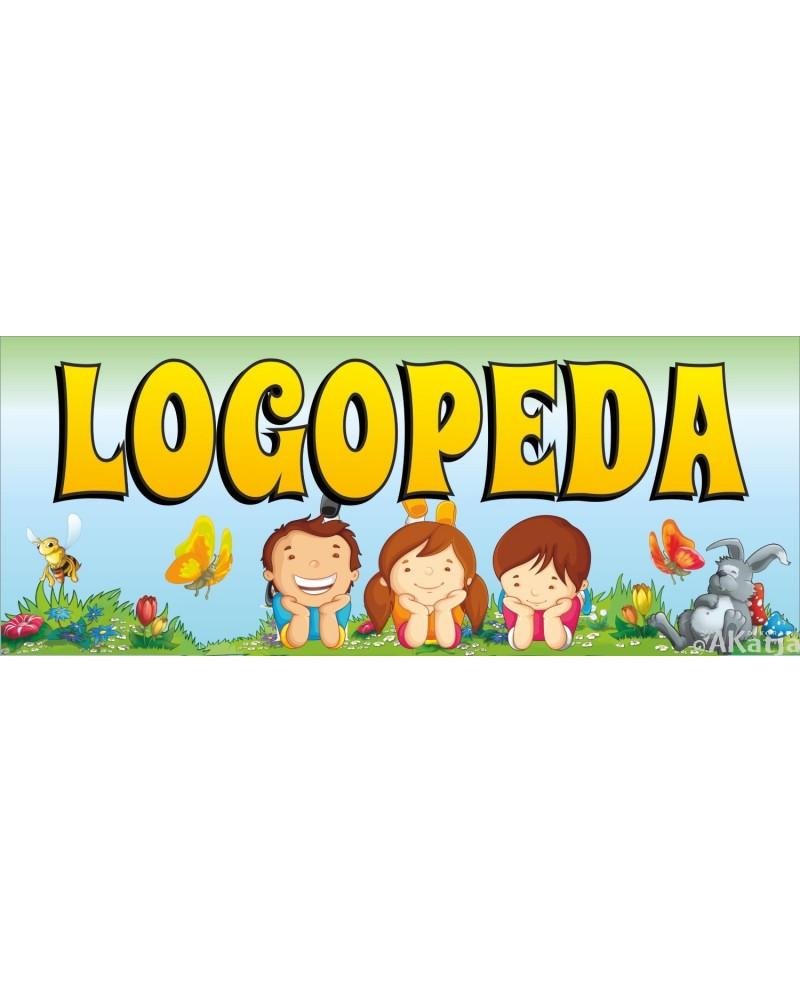 Tabliczka Logopeda