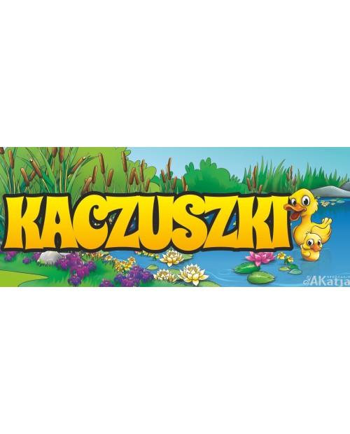 Tabliczka na Drzwi Kaczuszki