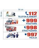 Telefony alarmowe z obrazkami
