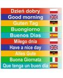Dzień Dobry Miłego Dnia w 5 językach
