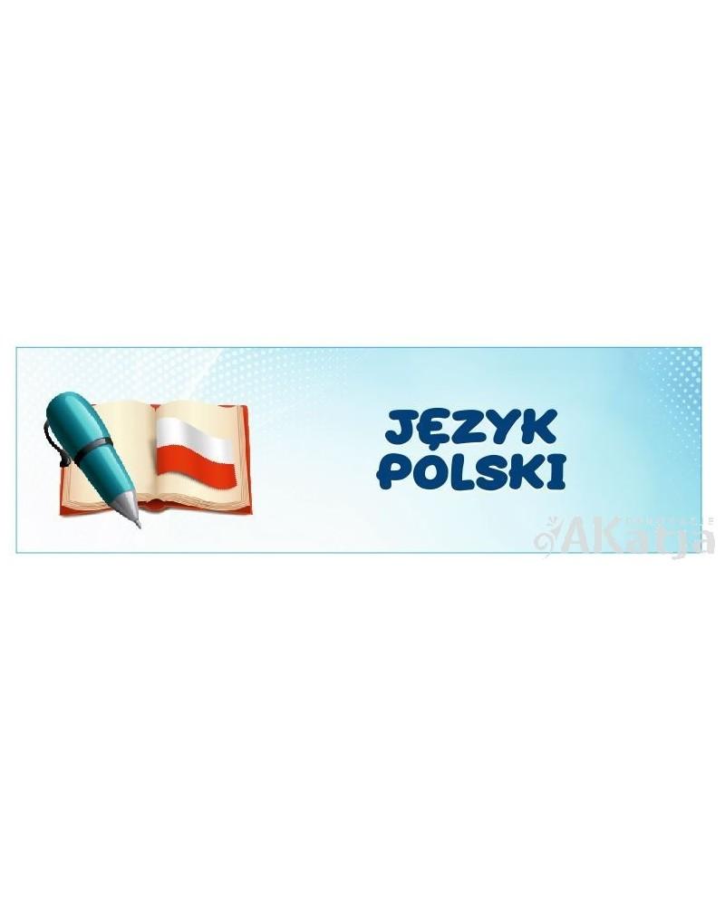 Tabliczka na Drzwi  Język Polski