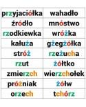 Wyrazy sprawiające trudności ortograficzne