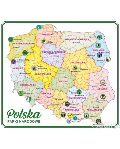 Polska - Parki Narodowe