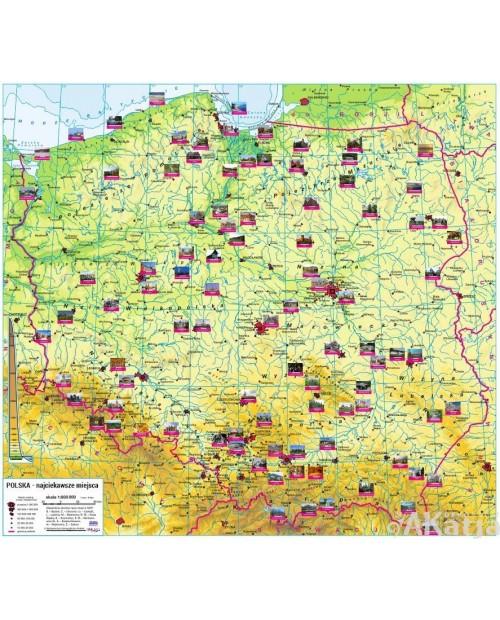 Polska - Najciekawsze Miejsca