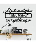 Matematyka jest miarą wszystkiego