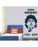 Naklejka Diego Maradona