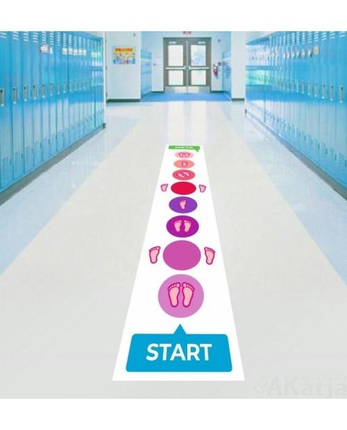 Mata Edukacyjna - Tor Stopki
