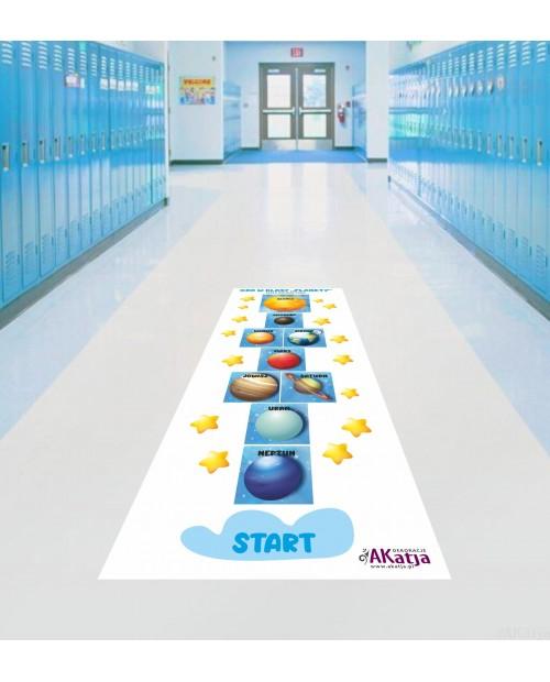 Mata Edukacyjna - Gra w Klasy Planety