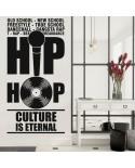Naklejka Różne Rzeczy Hip Hop